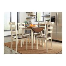 See Details - Woodanville 5 pc Dining Set