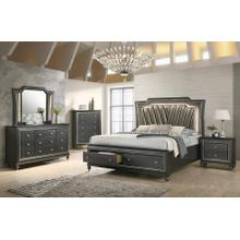 Kaitlyn 8 Piece King Bedroom