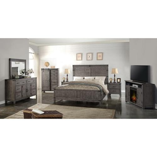 Product Image - Queen Bed , Dresser , Mirror , Night Stand