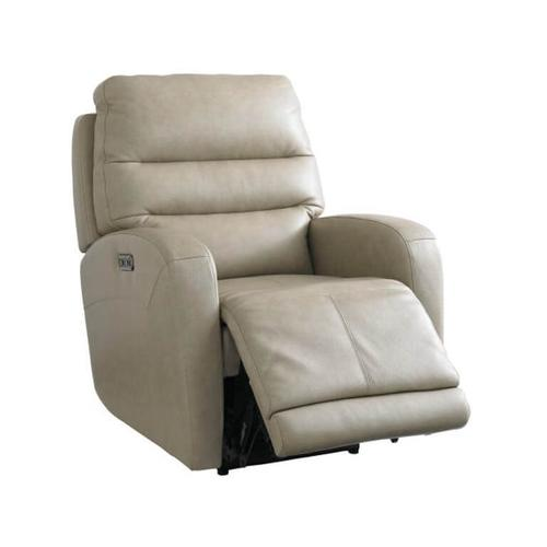 Rodgers Wallsaver Recliner w/ Power in Flax