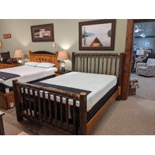 See Details - Hickory Spindle Bed