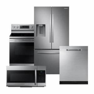 Samsung Kitchen Package with French Door Refrigerator before rebate