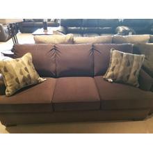 Sofa in Padme Shitake