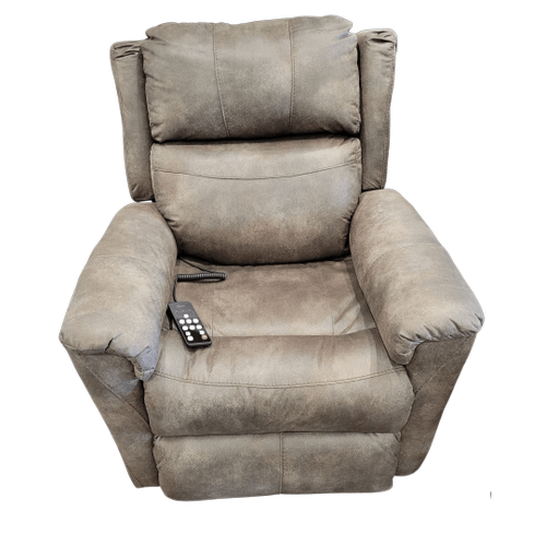 Southern Motion - SoCozi Lay- Flat Lift Chair- Montaquilia Cocoa