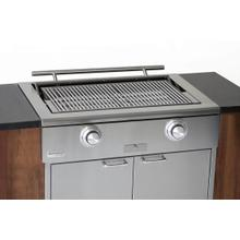 """See Details - 48"""" Rockwell by Caliber Social Grill-Built in Propane"""