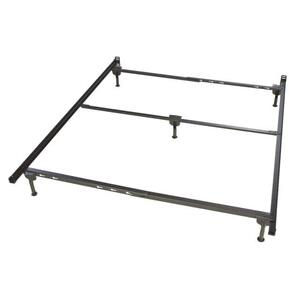 35G Queen Metal Bed Frame with One Leg Center Support