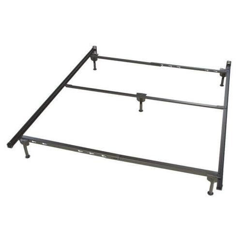Glideaway - 35G Queen Metal Bed Frame with One Leg Center Support