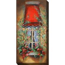 Red Canopy 24 x 48