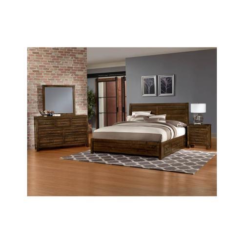 Sedgewick Plank Bedroom Group Set