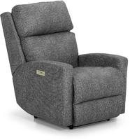 See Details - Power Recliner with power head tilt and LUMBAR in Arcadia Pewter