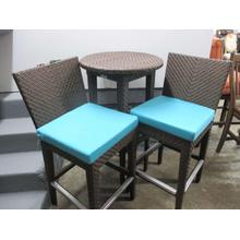 3 Piece Outdoor Pub Set