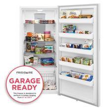 See Details - Frigidaire 20.0 Cu. Ft Upright Freezer