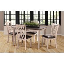 View Product - Table and 4 Chairs