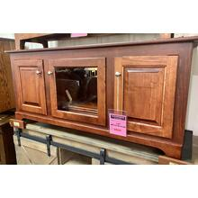 BS Wood- TV Console