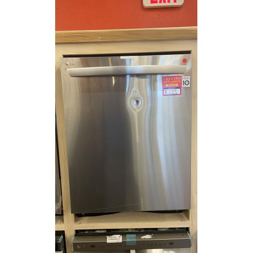 Treviño Appliance - LG PrintProof Stainless Steel Top Control Dishwasher