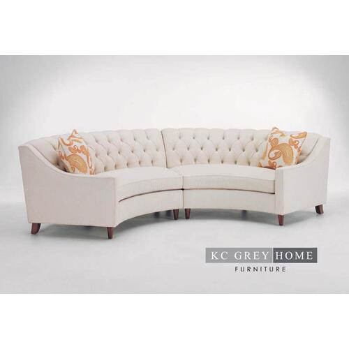 Memphis 2 Piece Sectional