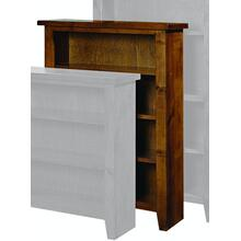 """Alder Grove 48"""" Bookcase"""