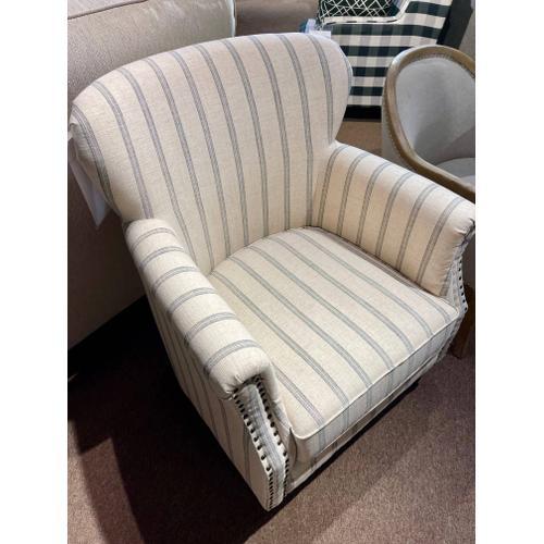 Jofran - Layla Flax Accent Chair