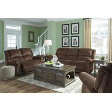 Ashley 790 Goodlow Chocolate Power Reclining Sofa & Love