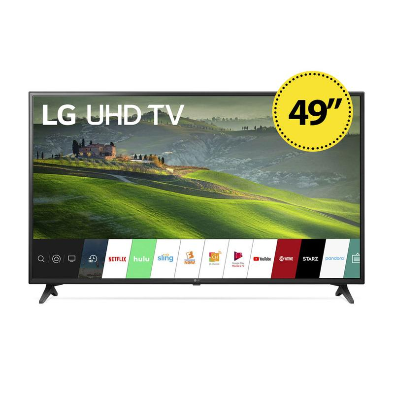 View Product - LG 49 Inch 4K Smart LED TV