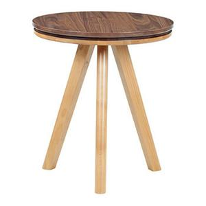 Addison round side table