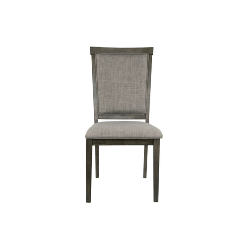 Chadoni - 7 Pc. - Rectangular Extension Table & 6 Upholstered Side Chairs