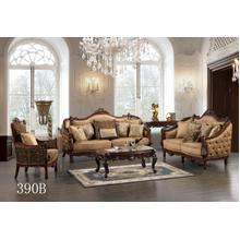HOMEY DESIGN HD-390B LUXURY SOFA SET