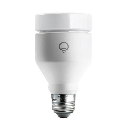 75W Equivalent A19 Multi-Color Dimmable Wi-Fi Smart LED Light Bulb