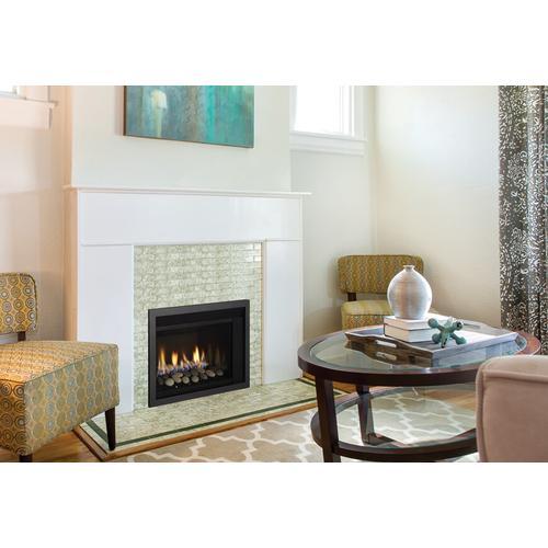 Regency Fireplace Products - HORIZON RADIANT HRI3E Compact Gas Insert