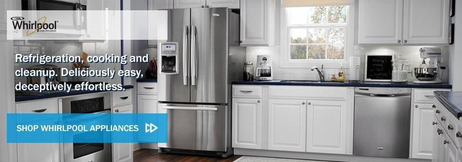 Shop Whirpool Appliances