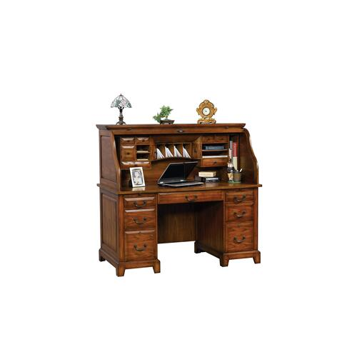 "57"" Roll Top Desk"
