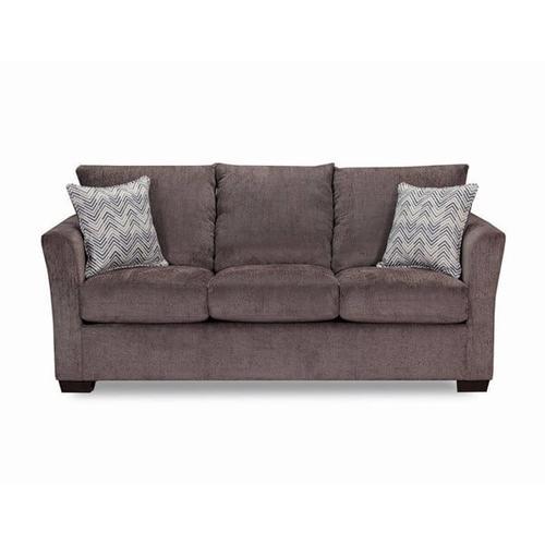 Simmons Upholstery - UNITED 4206Q Elan Coffee Queen Sleeper