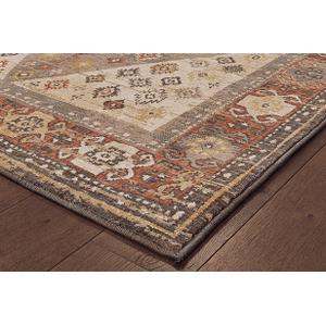 "Oriental Weavers Usa, Inc. - 5'3"" X 7'6"" TOSCANA AREA RUG    (9545D,91646)"