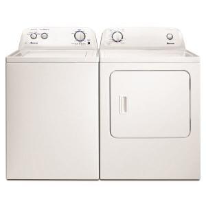 Amana Washer/Dryer Bundle