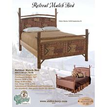 Retreat Match Bed