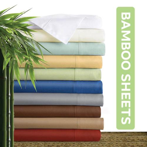 Protect-A-Bed - BAMBOO SHEETS Queen Size