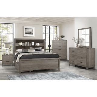 Woodrow King 4-piece Set