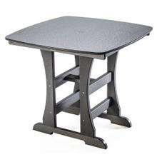 See Details - Traditional Counter Height Bistro Table