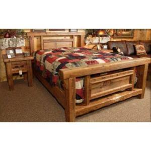 Stony Brooke Boulder Bluffs Bed