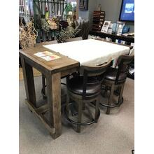 5 pcs Counter Height Dining