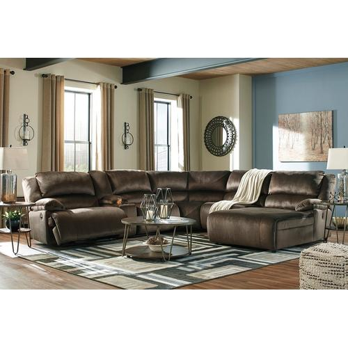 Product Image - 36504  Clonmel 6-piece Reclining Sectional