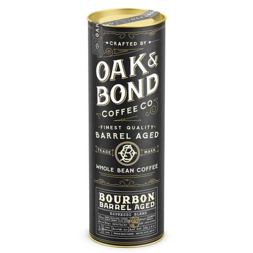 Oak Coffee - Espresso Bourbon Barrel Aged