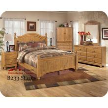 Ashley B233 Stages Bedroom set Houston Texas USA Aztec Furniture