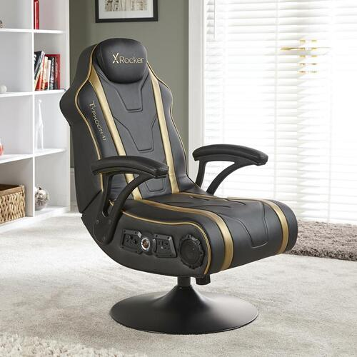 XRocker Typhoon Gaming Chair