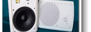 Save 22% on NEW Finest Sounding Outdoor Speaker I/O-6 White