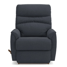 See Details - Coleman Rocking Recliner in Charcoal      (10-508-B175257,40136)