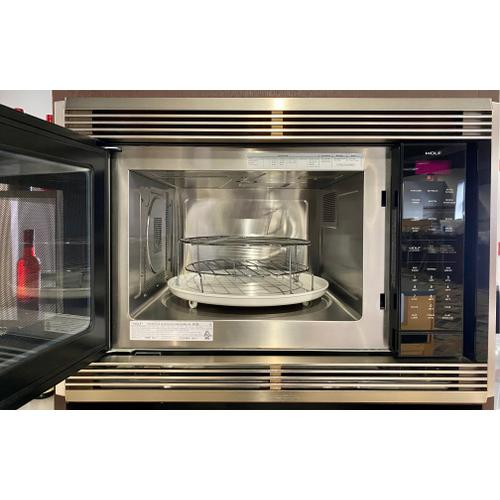 """Wolf MC24  24"""" Convection Microwave Oven **1 YEAR WARRANTY**"""