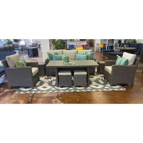 Kettler - Palma 6 Piece Lounge Set