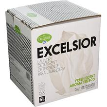 Excelsior SOAP5STAU Liter Laundry Detergent with Stain Remover, Fresh Scent