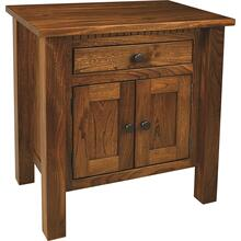 Lindholt 1- Drawer 2-Door Nightstand